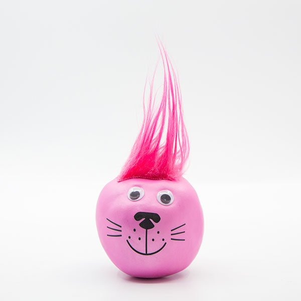 Whiskers Metallic Pink ImagiMate