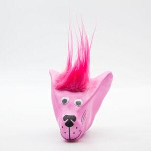 Whiskers Metallic Pink ImagiMate Kangaroo