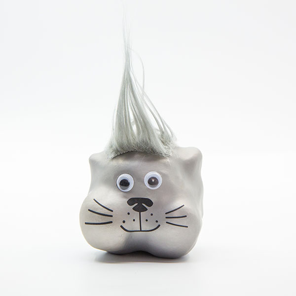 Whiskers Silver ImagiMate Mouse