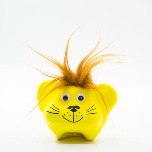 Whiskers Yellow ImagiMate Lion